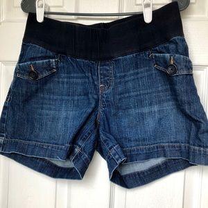 🤰🏻Gap brand size 10 maternity shorts
